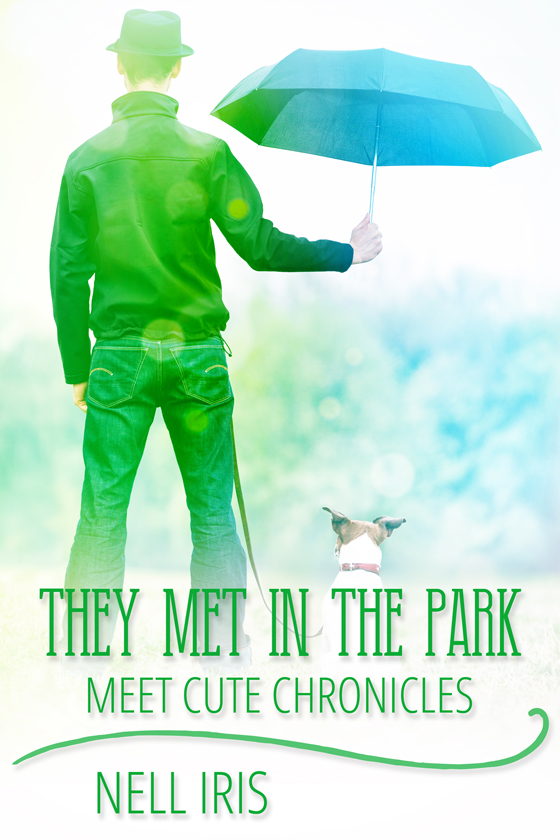 <i>They Met in the Park</i> by Nell Iris