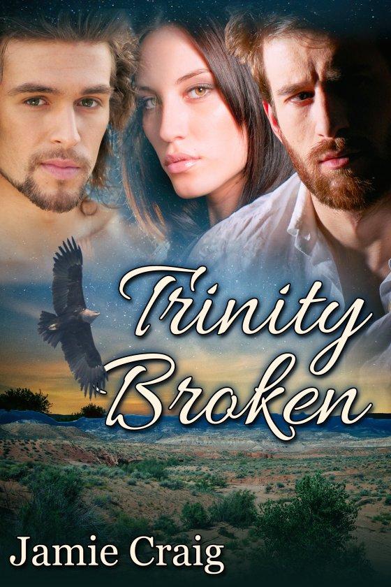 <i>Trinity Broken</i> by Jamie Craig