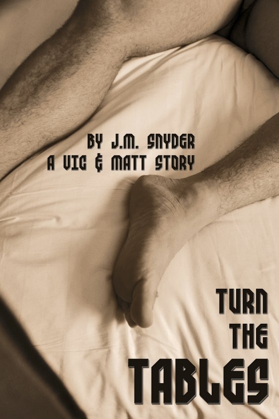 Turn the Tables by J.M. Snyder