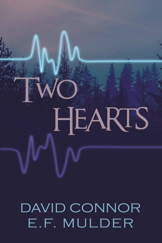 Two Hearts by David Connor and E.F. Mulder