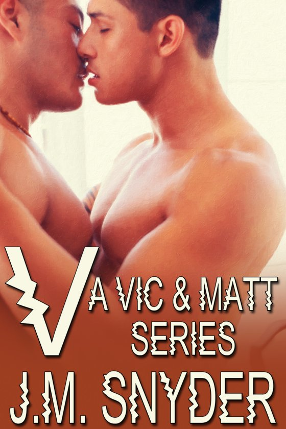 V Box Set: A Vic and Matt Series by J.M. Snyder