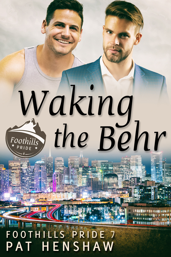 <i>Waking the Behr</i> by Pat Henshaw