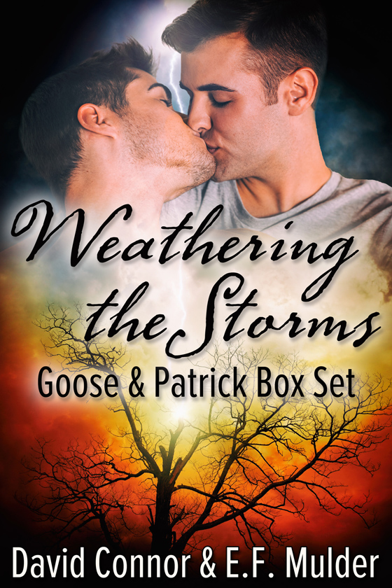 <i>Weathering the Storms Box Set</i> by David Connor and E.F. Mulder
