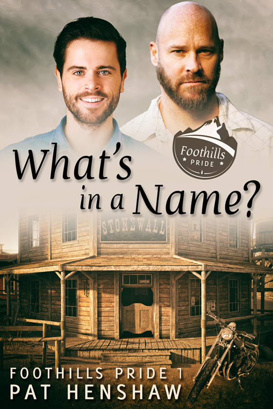 <i>What's in a Name?</i> by Pat Henshaw