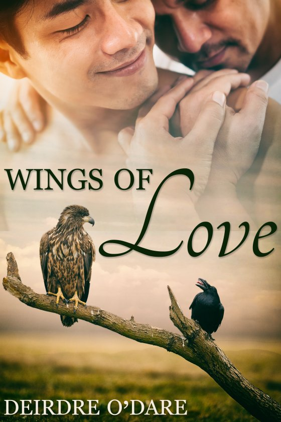 <i>Wings of Love</i> by Deirdre O'Dare