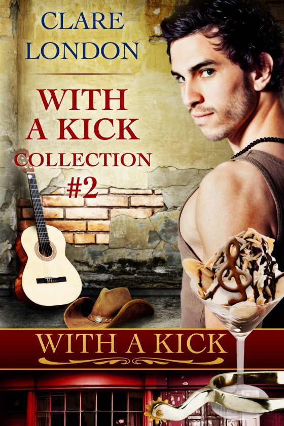 <i>With a Kick Collection #2</i> by Clare London