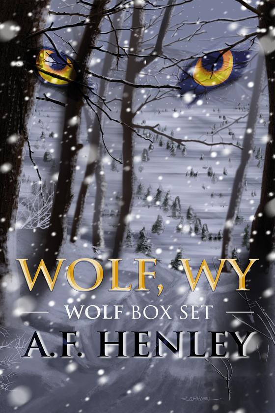 <i>Wolf Box Set</i> by A.F. Henley