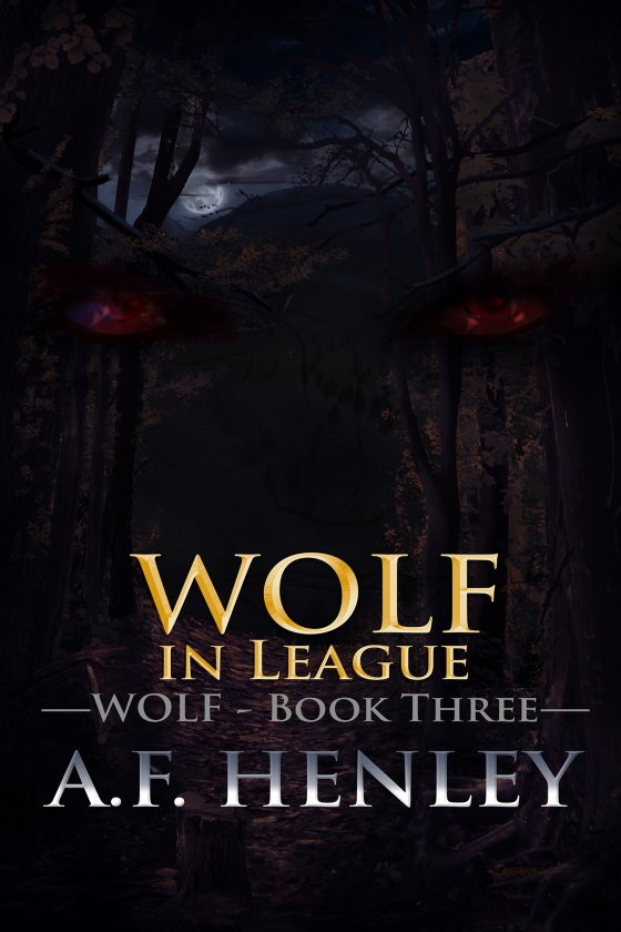 <i>Wolf, in League</i> by A.F. Henley