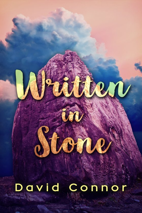 <i>Written in Stone</i> by David Connor
